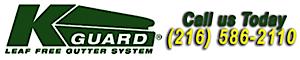 K Guard                 Clog Free Gutters Of Ohio's Company logo