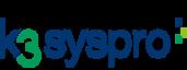 K3 Syspro's Company logo