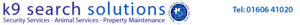 K9 Search Solutions's Company logo