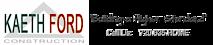 Kaeth Ford Construction's Company logo