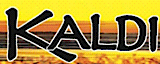 Kaldi Gourmet Coffee's Company logo