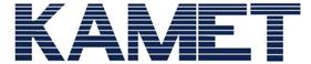 Kamet's Company logo