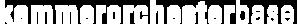 Kammerorchester Basel's Company logo