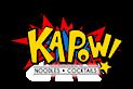 Kapow! Noodle Bar's Company logo