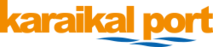 Karaikal Port's Company logo