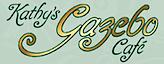 Kathy's Gazebo's Company logo