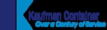 Kaufman Container's Company logo