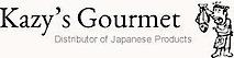 Kazy's Gourmet Shop's Company logo