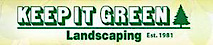 Keep It Green Landscaping's Company logo