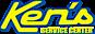 Ken's Service & Tire Center Logo