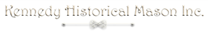 Kennedy Historical Masons's Company logo
