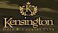 Kensington Golf and Country Club Logo