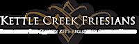 Kettle Creek Friesians's Company logo