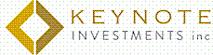KEYNOTE INVESTMENT's Company logo