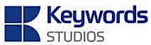 Keywords Studios's Company logo