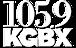 99.9 KEZ's Competitor - KGBX logo