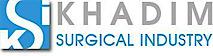 Khadim Surgical Industry's Company logo