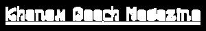 Khanombeachmagazine's Company logo