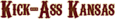 Snacks's Competitor - Kick-ass Kansas logo
