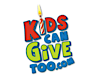 Kids Can Give Too's Company logo