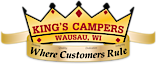 King Campers's Company logo