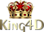 Togelklub's Competitor - K4Dlogin logo