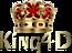 Togelklub's Competitor - Togelraja4D logo