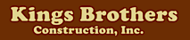 Kings Brothers Construction's Company logo