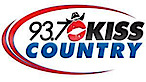 93.7 Kiss Country's Company logo