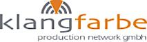 Klangfarbe Production Nnetwork's Company logo