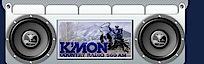 Kmon Radio's Company logo