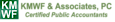 Boldmethod's Competitor - Kmwf & Associate Pc logo
