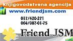 Knjigovodstvena Agencija Friend Jsm's Company logo