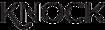 Carmichael Lynch's Competitor - KNOCK logo