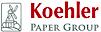 OJI Paper Group's Competitor - Koehler Paper logo