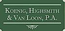 Koenig, Highsmith & Van Loon's Company logo