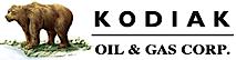 Kodiak Oil & Gas Corp's Company logo