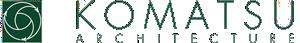 Komatsu Architecture's Company logo