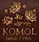 Komol Restaurant Logo