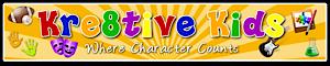 Kre8tive Kids's Company logo