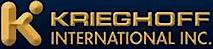 Krieghoff International's Company logo