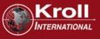 Krollcorp's Company logo