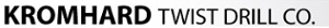 Kromhard Twist Drill's Company logo