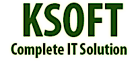 Ksoftint Website Designing Company In Karachi, Pakistan, Software House's Company logo