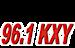 News Radio 96.7's Competitor - Kxy logo