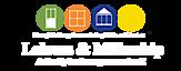 L. & M. Glazing's Company logo