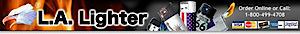 L A Lighter's Company logo