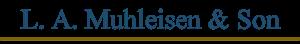 L A Muhleisen & Son's Company logo