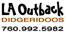 L A Outback's Company logo