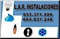 L.a.r Instalaciones 664.837.248's Company logo